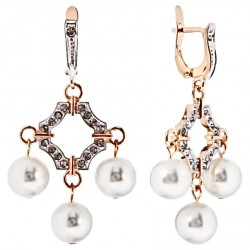 Salmiya earrings